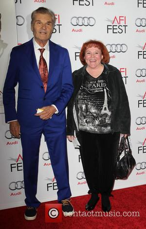 Fred Willard and Edie Mcclurg