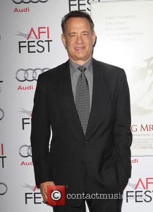 Tom Hanks, AFI Saving Mr. Banks Premiere