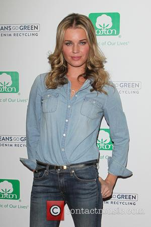 Rebecca Romijn - Blue Jeans Go Green celebrates 1 million pieces of Denim collected for recycling,  at Skybar At...