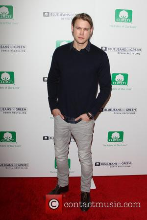 Chord Overstreet - Blue Jeans Go Green celebrates 1 million pieces of Denim collected for recycling,  at Skybar At...