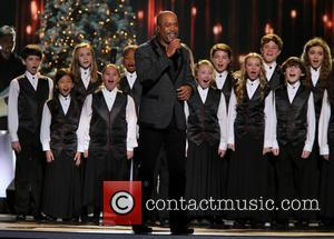Darius Rucker - 2013 CMA Country Christmas hosted by Jennifer Nettles at The Bridgestone Arena - Nashville, Tennessee, United States...