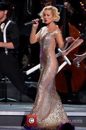 Kellie Pickler - 2013 CMA Country Christmas hosted by Jennifer Nettles at The Bridgestone Arena - Nashville, Tennessee, United States...
