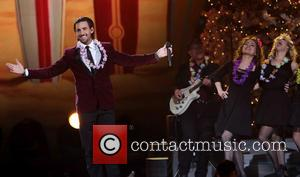 Jake Owen - 2013 CMA Country Christmas hosted by Jennifer Nettles at The Bridgestone Arena - Nashville, Tennessee, United States...