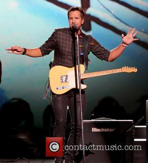 Luke Bryan - 2013 CMA Country Christmas hosted by Jennifer Nettles at The Bridgestone Arena - Nashville, Tennessee, United States...