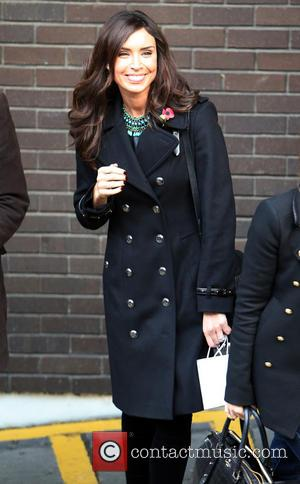 Christine Bleakley - Christine Bleakley outside the itv studios - London, United Kingdom - Friday 8th November 2013
