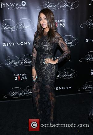 LaLA Anthony - Keep A Child Alive's 10th Annual Black Ball at Hammerstein Ballroom on November 7, 2013 in New...