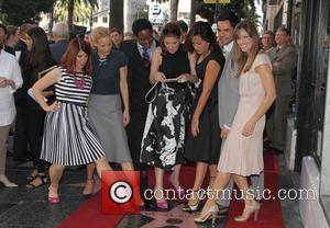 Kate Flannery, Maria Bello, Blair Underwood, Debra Messing, Mariska Hargitay, Danny Pino and Hillary Swank