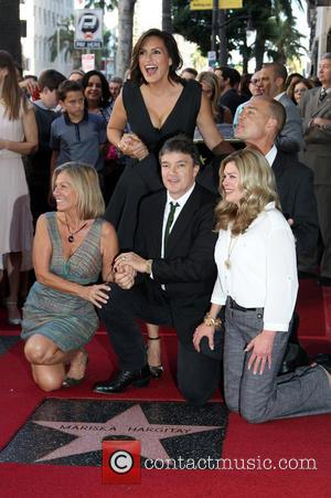 Mariska Hargitay, Tina Hargitay and With Brothers