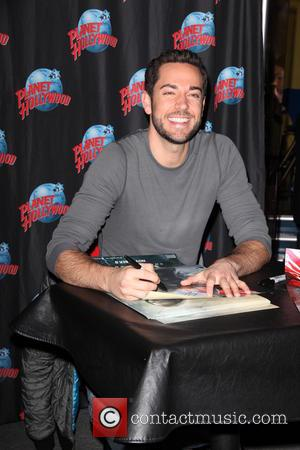 Zachary Levi - PH Presents Zachary Levi Promotes His Starring Role As Fandral in Marvel's Thor, The Dark World with...