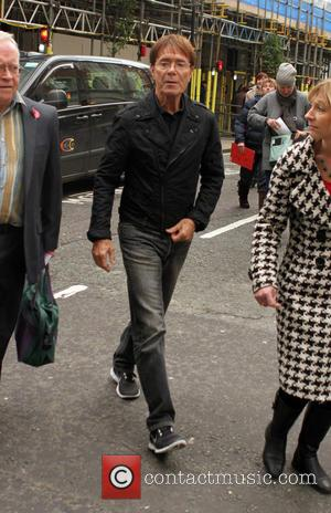 Cliff Richards - Celebrities seen at the BBC Radio 2 studios. - London, United Kingdom - Friday 8th November 2013