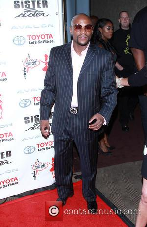Floyd Mayweather Jr. - Sister 2 Sister Magazine 25th Anniversary Party at The Palms Casino Resort Las Vegas - Las...