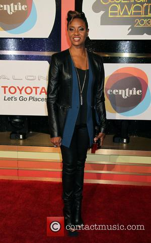 MC Lyte - The 2013 Soul Train Awards held at Orleans Arena inside The Orleans Hotel & Casino - Arrivals...
