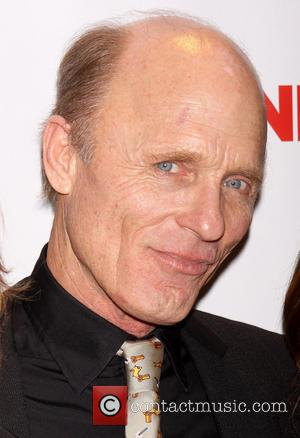 Ed Harris - Opening night after party for the New Group production of The Jacksonian held at KTCHN restaurant -...