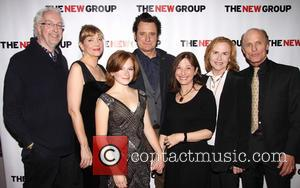 Robert Falls, Glenne Headly, Juliet Brett, Bill Pullman, Beth Henley, Amy Madigan and Ed Harris