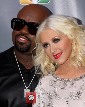 Ceelo Green and Christina Aguilera