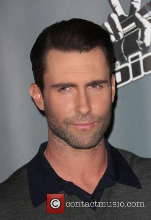 Adam Levine, The Voice Party