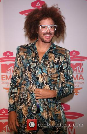 Redfoo - MTV EMA Press Conference at the WesterUnie - Amsterdam, Netherlands - Saturday 9th November 2013