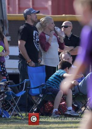 Britney Spears and David Lucado