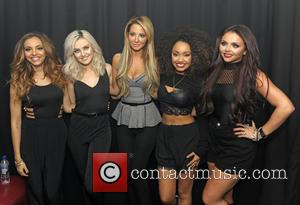 Jade Thirlwall, Perrie Edwards, Tulisa Contostavlos, Leigh-anne Pinnock, Jesy Nelson and Little Mix