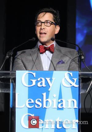 Dan Bucatinsky - L.A. Gay & Lesbian Center's 42nd Anniversary Vanguard Awards Gala At Westin Bonaventure Hotel - Inside -...