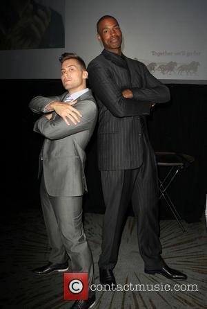 Lance Bass and Jason Collins
