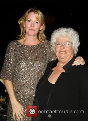 Laurel Holloman and Luann Boylan