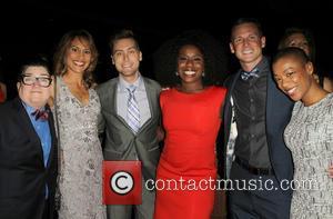 Lea Delaria, Michelle Bonilla, Lance Bass, Uzo Aduba and Samira Wiley