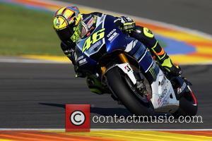 Valentino ROSSI - Moto2 GP Valencia - - VALENCIA, Spain - Saturday 9th November 2013