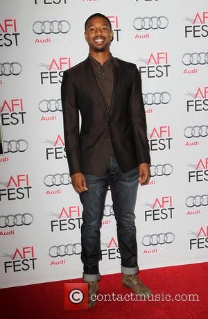 Michael B. Jordan - AFI FEST 2013 Presented By Audi -
