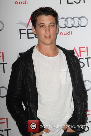 Miles Teller - AFI FEST 2013 Presented By Audi -