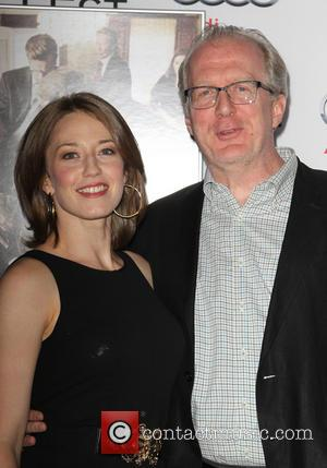 Tracy Letts and Carrie Coon