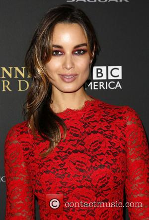 Bérénice Marlohe - 2013 BAFTA Los Angeles Jaguar Britannia Awards presented by BBC America at The Beverly Hilton Hotel -...