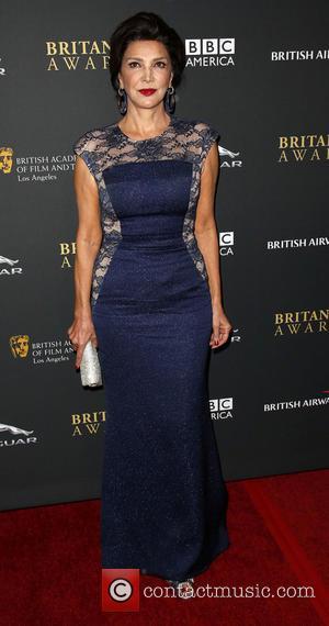 Shohreh Aghdashloo - 2013 BAFTA Los Angeles Jaguar Britannia Awards presented by BBC America at The Beverly Hilton Hotel -...
