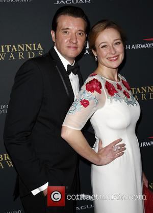 Jason Butler Harner and Jennifer Ehle