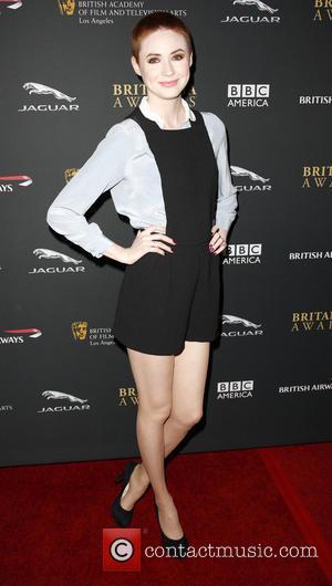 Karen Gillan - 2013 BAFTA Los Angeles Jaguar Britannia Awards presented by BBC America at The Beverly Hilton Hotel -...