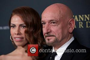 Sir Ben Kingsley - 2013 BAFTA Los Angeles Jaguar Britannia Awards presented by BBC America at The Beverly Hilton Hotel...