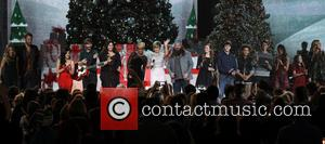 Sheryl Crow, Charles Kelley, Lucy Hale, Dave Haywood, Hillary Scott, Mary J. Blige, Jennifer Nettles and Willie Robertson
