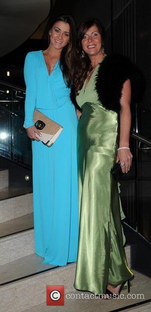 Brooke Vincent and Mother Nicola