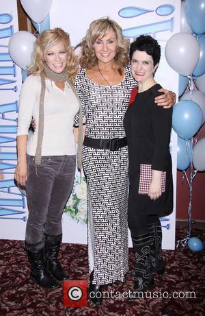 Felicia Finley, Judy Mclane and Lauren Cohn