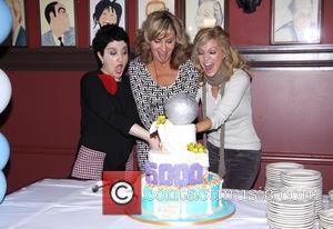 Lauren Cohn, Judy Mclane and Felicia Finley
