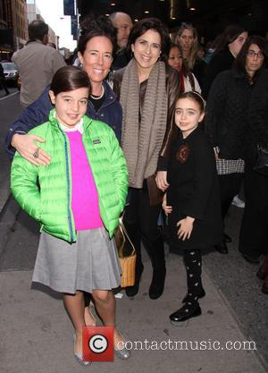 Bea Spade, Kate Spade, Darcy Miller and Ella Nussbaum