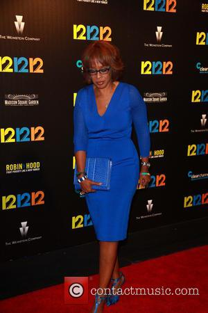 Gayle King - New York Premiere of 12-12-12 at Clearview Cinemas Ziegfeld Theater - NYC, New York, United States -...