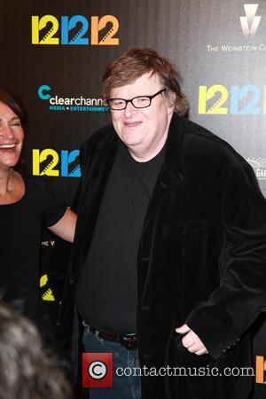 Michael Moore Has Got Divorced, But He Hasn't Stopped Making Films