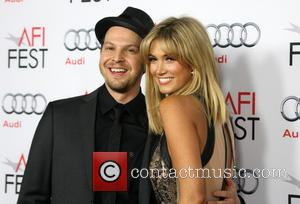 Gavin DeGraw and Delta Goodrem - AFI FEST 2013 Presented By Audi -