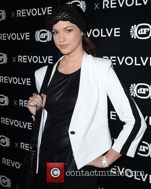 Alexis Knapp - REVOLVE 10th Anniversary Party RED CARPET - Los Angeles, California, United States - Saturday 9th November 2013