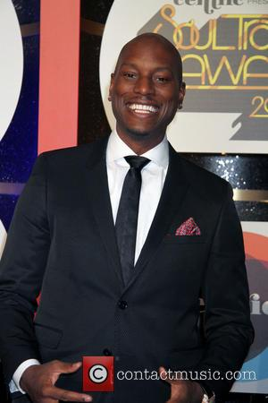 Tyrese - Soul Train Awards 2013 At The Orleans Arena At Orleans Hotel and Casino In Las Vegas, NV on...