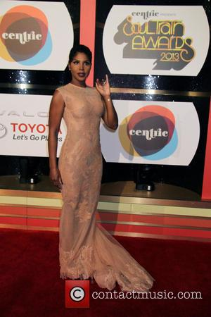 Toni Braxton - Soul Train Awards 2013 Held At Orelans Arena At Orleans Hotel and Casino In Las Vegas, NV...