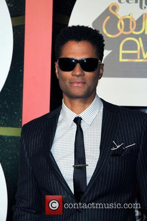 Eric Benet - Soul Train Awards 2013 Held At Orleans Arena At Orleans Hotel and Casino In Las Vegas, NV...