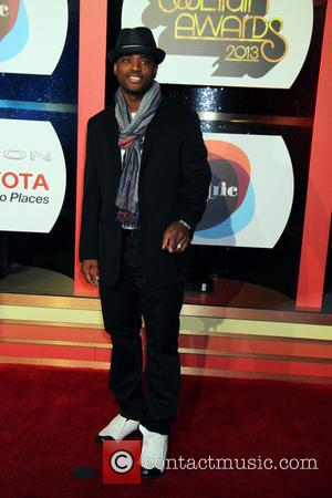 Larenz Tate - Soul Train Awards 2013 Held At Orleans Arena At Orleans Hotel and Casino In Las Vegas, NV...