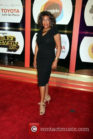 Mary Wilson - Soul Train Awards 2013 Held At Orleans Arena At Orleans Hotel and Casino In Las Vegas, NV...